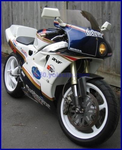 Gord's Old RC30