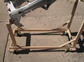 RC30 Assembly Stand