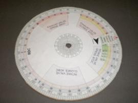 Degree Wheel